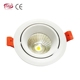 HH7A Adjustable 3w 5w 4 Inch Frame Micro Warm Holders Ac White Price W Mini Focos Lamp Spot Light Ceiling COB LED Spotlight