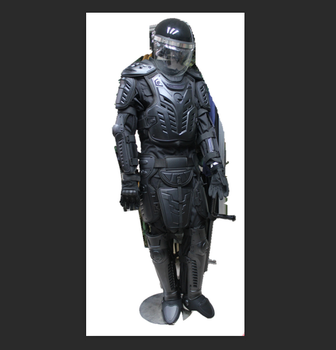 Competitive Anti Riot Suit Army pants