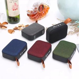 G2 Fabric Portable Wireless Speaker Bluetooths Speaker