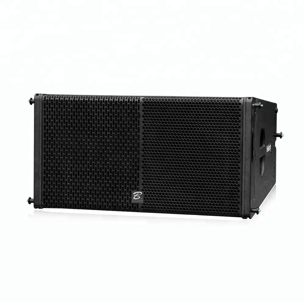 Active line array 12 inch powered speaker with 18 inch active subwoofer