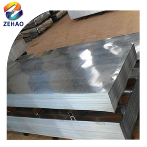 SGCC DX51D SGLCC 0.35mm Hot Dipped Galvanized Corrugated Steel / Iron Roofing Sheets Metal Sheets