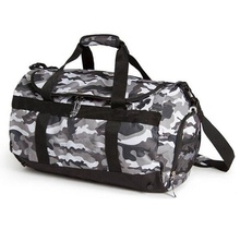 Camouflage Roulant Voyage Sac Polochon Sport Sacs De <span class=keywords><strong>Danse</strong></span>