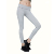 High rise de deporte elastane  push up  camel toe usa women xxx pant leggings