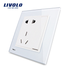 eu\/uk standard wall electric decorative 2 pin and 3 pin socket with wall switch