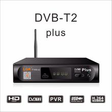 ใหม่ผลิตภัณฑ์ DVB-T2 Plus Mstar 7T01 mini digital terrestrial receiver HD USB PVR