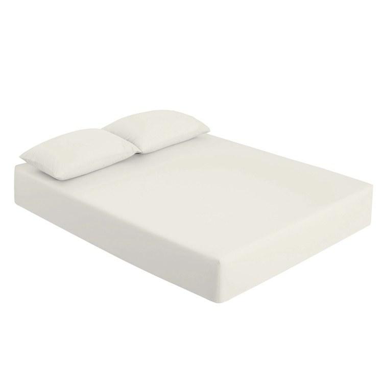 24 hours online service stock product white hotel king queen size cotton fitted <strong>sheet</strong> With Pollowcase