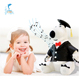 China manufacturer new product functional plush talking animal toy