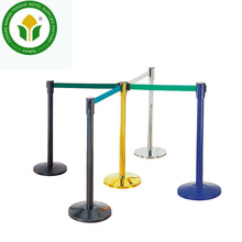 Hotel edelstahl bank seil stanchion crowd control <span class=keywords><strong>barriere</strong></span> warteschlange pol