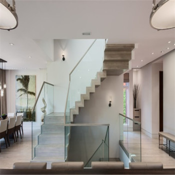 To figure custom Professional Customized Building Staircase Straight Stair Design Staircase for sale suit man best order