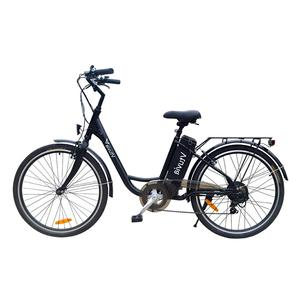 Cheap electric bicycle 26 inch retro electric bike electric engine bicycle