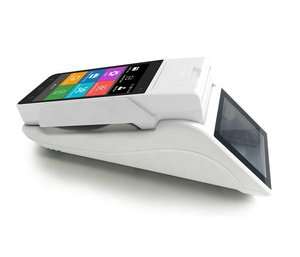 ZCS Z90 Manufacturer handheld pos with printer Mobile airtime top up Android POS system machine