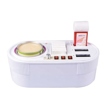 Ym-8327 Pro Satin Smooth Professional Doble Wax Warmer/heater/pot - Buy Pro  Satin Smooth Professional Double Wax Warmer/heater,Wax Heater Salon Spa