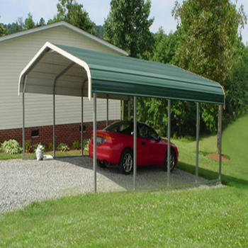 Customized Used Metal Carports Sale Car Parking Shed ...