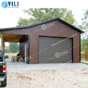 Ready Made Garage Portable design steel structure for car parking