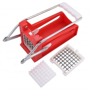 PC-6497 2 Sizes Slicer Blades Multi-functional Potato Chipper