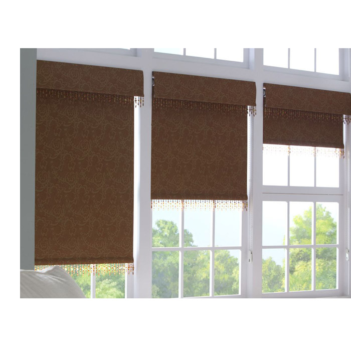 Amazon hot USAmarket chinese bamboo curtains natural material roller blinds