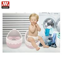 2019 new design plastic baby products factory wholesale baby accessories plastic potty for child