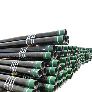 K55 J55 API 5CT Oil Casing Pipe Seamless Steel Casing Pipes Tubing Pipes for Oil Drill