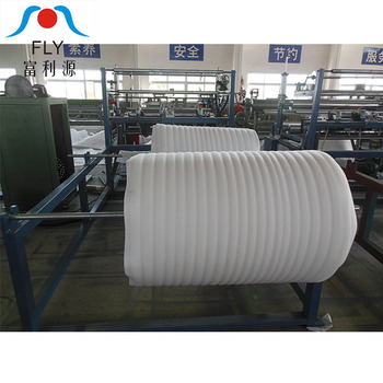 High Efficiency And Energy Saving EPE Foam Sheet Bonding/Thickening Machine