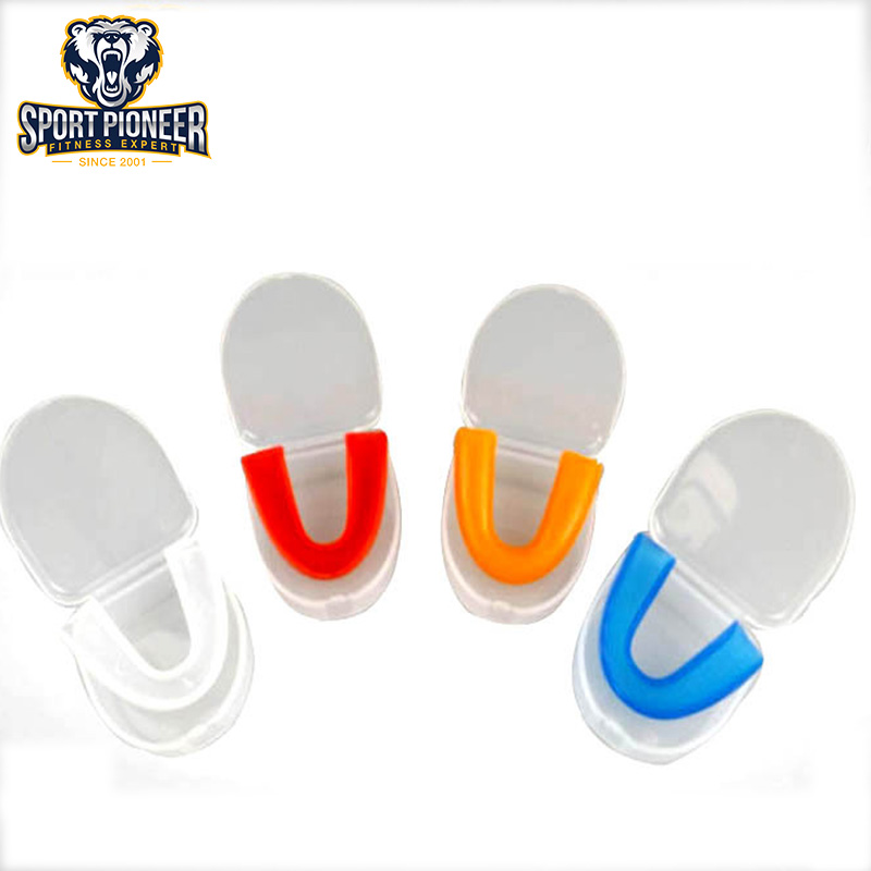 Boxing Teeth Protector Silicone gebitsbeschermer Gum Shield