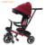 Hebei manufacturer LOOTOO three wheels folding portable triciclo kids children tricycle baby for sale