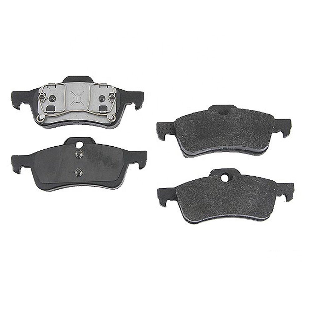 Foton brake pad accessoires remschijf, achter remblokken voor lifan x60, SS35002 geely chery grote muur haima brilliance yutong bus