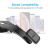 Phone Accessories Universal Car Air Vent Clip Mount Cell Phone Holder For Popping Car Mount