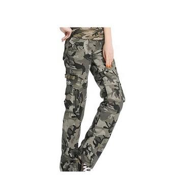 custom dames broek vrouwen outdoor leger militaire leger camo leger