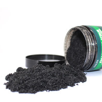 Private Label Natural Body Care Products Skin Deep Cleansing And Moisturizing Charcoal Body Scrub 150g