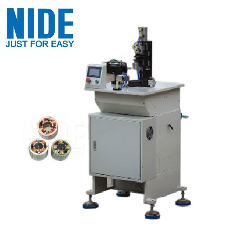 Automatic Motor Winding Machine Brushless Motor Stator Inslot Winding  Machine Needle Winder For Bldc Coil Winding - Buy Bldc Motor Winding