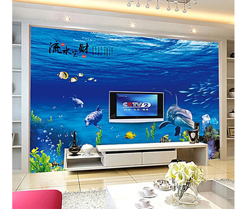 Customize Living Room Decoration Wallpaper Wall Murals For Baby