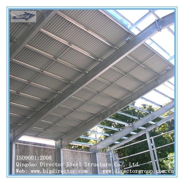Estructura metalica para techo estructura bastidor - Estructura metalicas para casas ...