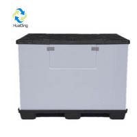 Manufacturer coaming foldable storage box for spare parts