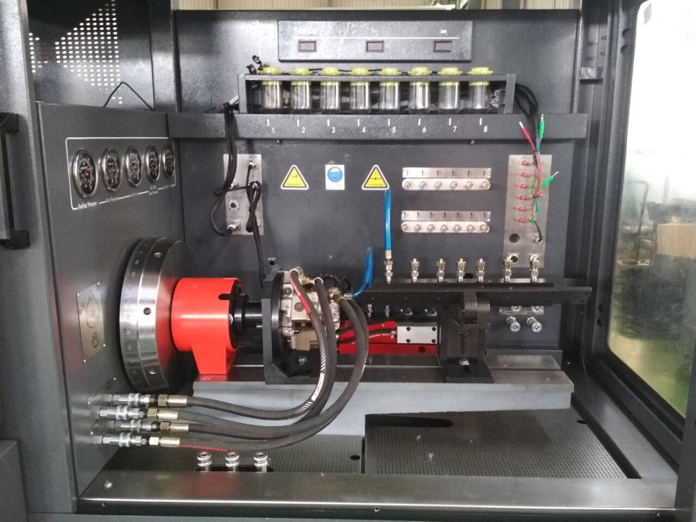 Common rail test bench EPS916 with IMA code creating function for injector and pump testing