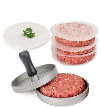 Hamburger Press Patty Maker,Stainless Steel Meat Press For Sale