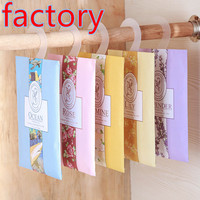 1PCS Natural Smell Incense Wardrobe Sachet Air Fresh Scent Bag Perfume Sachet Bag Aromatherapy Package Wardrobe Supplies New