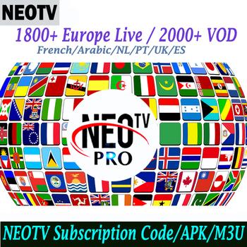 Best Digital Tv Android Apk Tv Android M3u Arabic French Africa Qhdtv 24  Free Test H265 Reseller Panel Accounnt Neo Iptv - Buy Iptv Reseller
