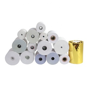 Factory Price High Quality BPA Free Thermal Paper Rolls POS Printer Paper  80mm for cashier