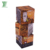 Unique design cardboard wine gift boxes with logo wholesale wine box