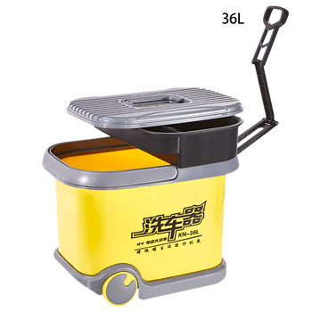 Mini pressure washer portable touchless car washer 12v
