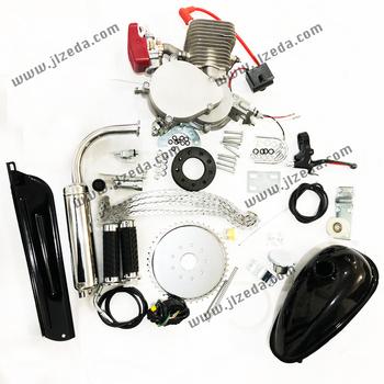 2 Stroke 80cc 100cc ZEDA Petrol YD100 Bore&Stroke 50*40mm Bike Bicycle  Motorized Engine Kit Petrol Gas Engine Kit, View 2 Stroke 80cc 100cc YD100