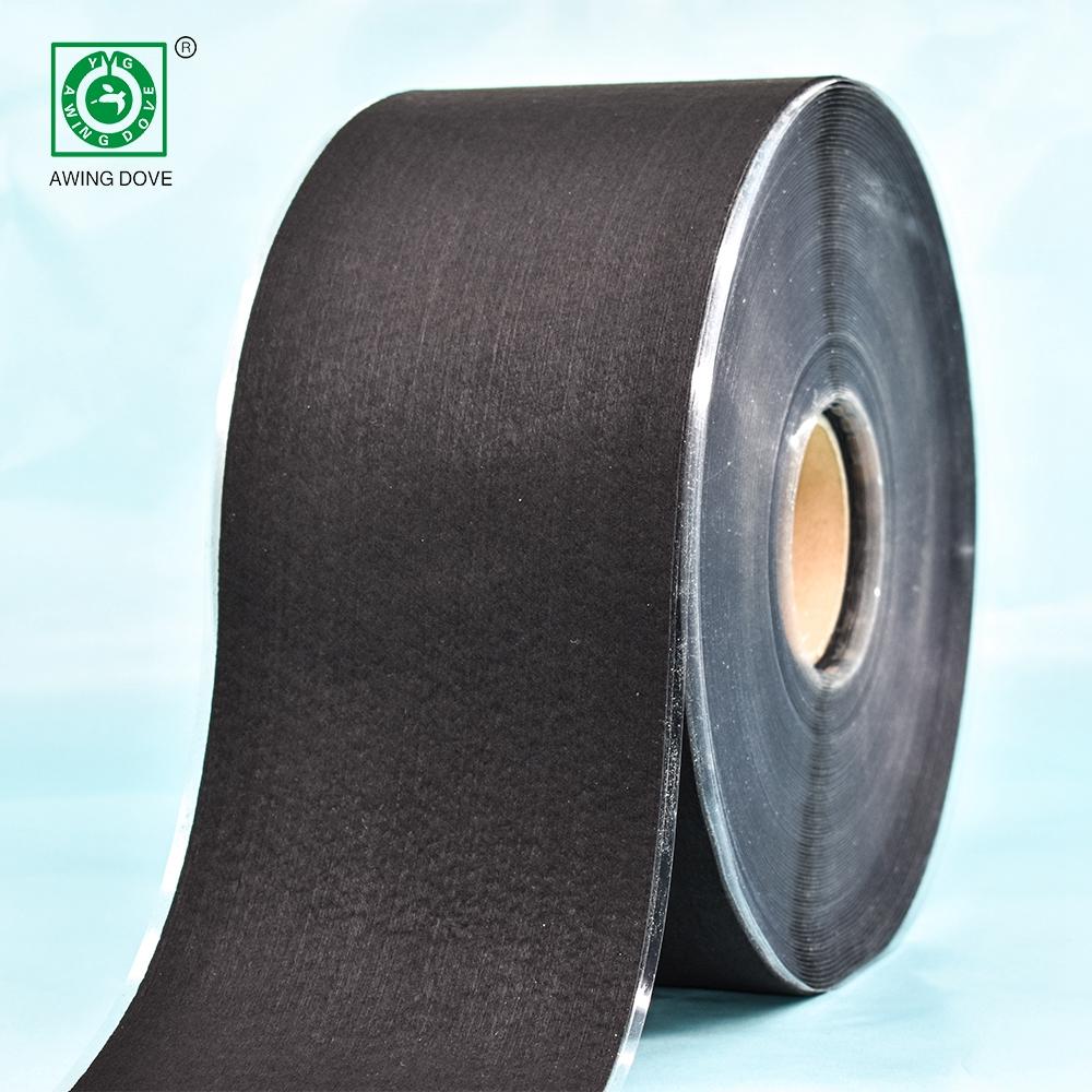 Cellpack PVC-esparadrapo negro 0.18-12-20pvc SW negro cintas adhesivas 390322