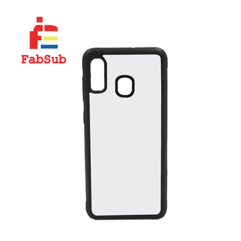 Heat transfer 2D TPU Sublimation smart phone cover for Samsung A30 personalized gift custom your logo