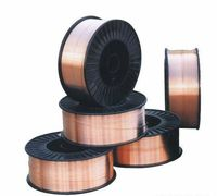 China Supplier Er70s-6 CO2 MiG copper welding wire