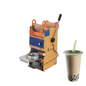 buy manual plastic cup sealing machine