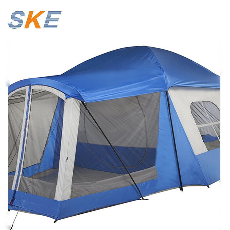 8 person zelte outdoor camping zelt tunnel familie