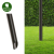 Party decoratie 60 inch metal torch voor vieren