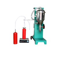 watsapp +86 15140601620 Semi automatic standard fire extinguisher filling