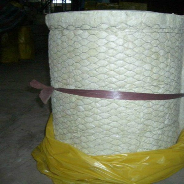 Rock Wool Blanket/rock Wool Insulation Wire Mesh Wall And Ceiling ...