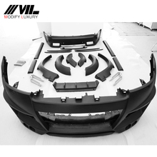 FRP Materiaal Auto Wide Body Kit voor <span class=keywords><strong>Land</strong></span> <span class=keywords><strong>Rover</strong></span> Vogue 13-14